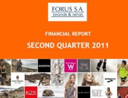 Financial Report Forus 2Q 2011