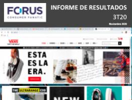 (Español) Resultados 3Q 2020
