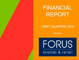 (English) Financial Report Forus 1Q 2015
