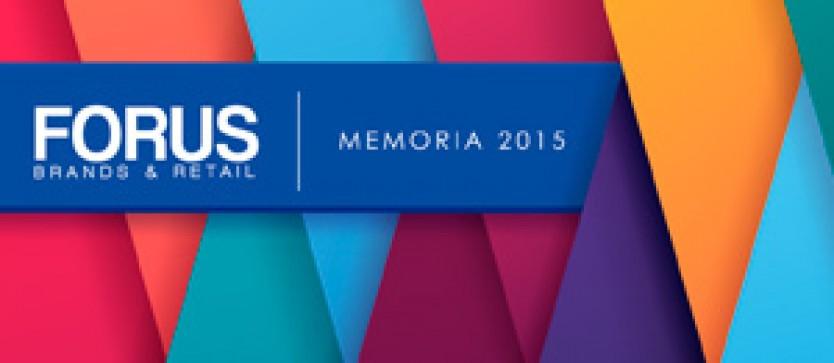 Español) Memoria Anual 2015 | Forus