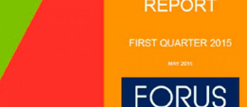 (English) Financial Report Forus 1Q 2015