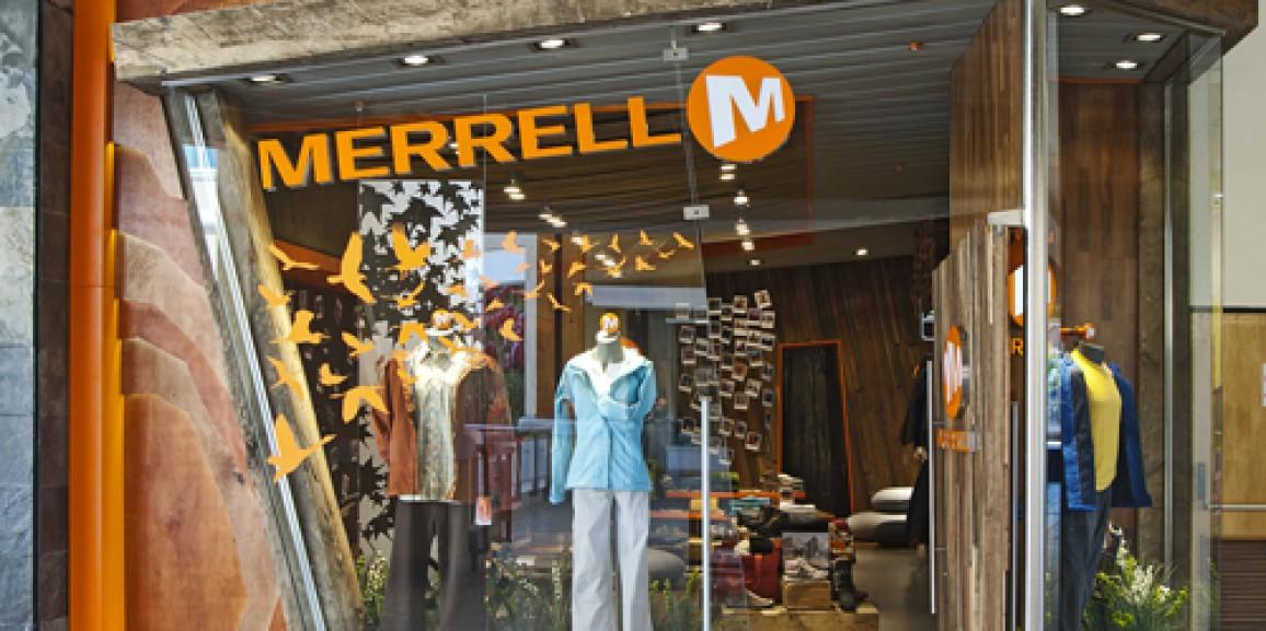New Merrell Store on Portal La Dehesa