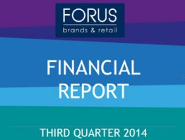 (English) Financial Report Forus 3Q 2014