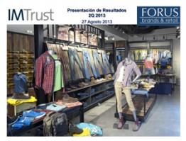 Forus – IM Trust – 27 Agosto 2013
