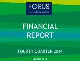 (English) Financial Report Forus 4Q 2014