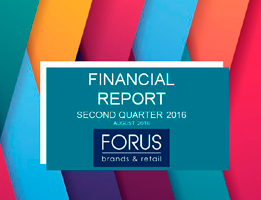 (English) Financial Report Forus 2Q 2016