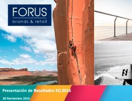 (Español) Forus 3Q16 BCI Noviembre 2016