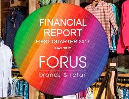 Financial Report Forus 1Q 2017