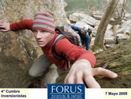Forus 4° Cumbre Inversionistas 7 Mayo 2009