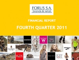 Financial Report Forus 4Q 2011