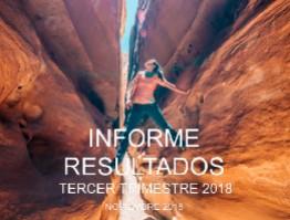 Resultados 3Q 2018