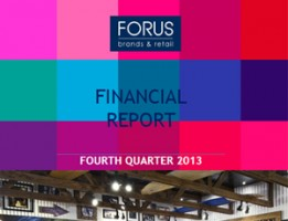 Financial Report Forus 4Q 2013
