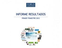 Financial Report Forus 1Q 2012