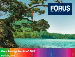 (English) Forus 4Q17 Results March 2018