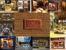 Forus Presentation to Investors May 2008