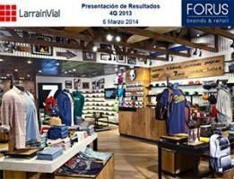 (Español) Forus -4Q13 LVial – 6 Marzo 2014
