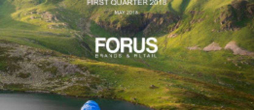 Forus 1Q 2018