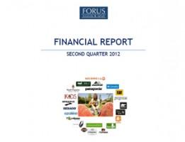Financial Report Forus 2Q 2012