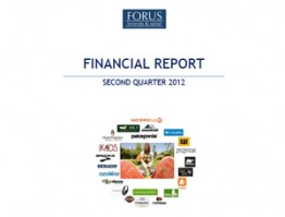 Financial Report Forus 2Q 2012