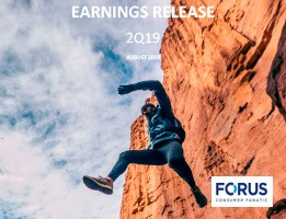 Quarterly Report 2Q 2019