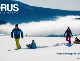 (English) Forus Earnings Presentation 2Q 2018