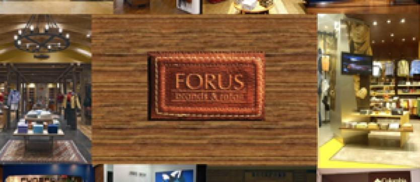 Forus Presentation to Investors May 2008