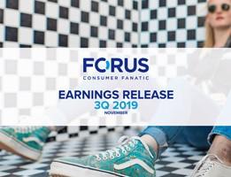 Quarterly Report 3Q 2019