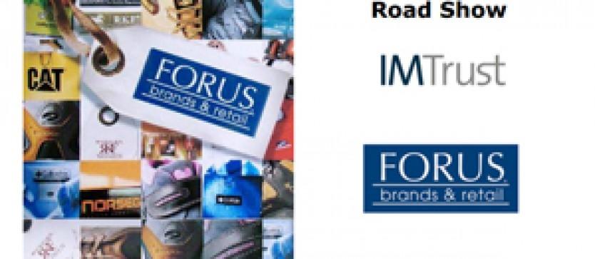 Forus  IM Trust – 24 Nov  2009