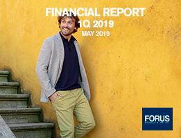 Quarterly Report 1Q 2019