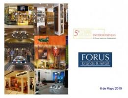Forus 5° Cumbre Inversionistas – 6 de Mayo 2010