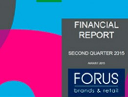 Financial Report Forus 2Q 2015