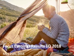 (English) Forus 1Q18 Results May 2018