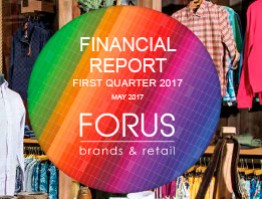 (English) Financial Report Forus 1Q 2017