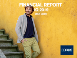 Quarterly Report 1Q 2019