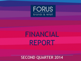 (English) Financial Report Forus 2Q 2014